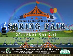 ICBR Spring Fair