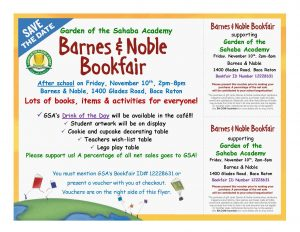 2017-2018Barnes&NobleBookfair